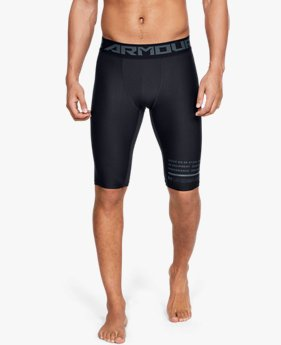 Men's HeatGear® Armour Long Shorts
