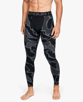 Herenlegging HeatGear® Armour 2.0 Printed