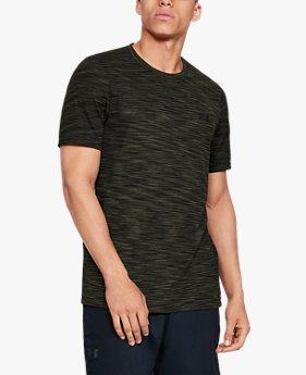 Camiseta de manga corta UA Vanish Seamless para hombre