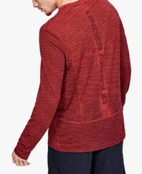 Men's UA Vanish Seamless Long Sleeve