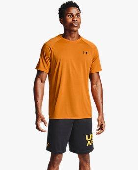 Erkek UA Tech™ 2.0 Kısa Kollu Tişört