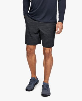 Men's UA Qualifier Printed Shorts