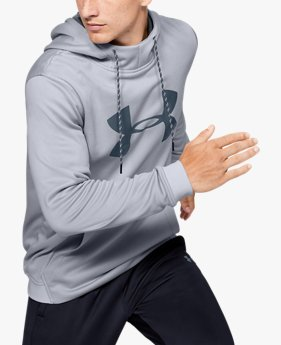 Men's Armour Fleece® Big Logo Graphic Hoodie