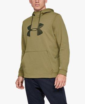 Men's Armour Fleece® Big Logo Graphic Hoodie