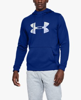 Herenhoodie Armour Fleece® Big Logo Graphic