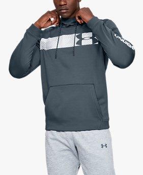 Sudadera con Capucha Armour Fleece® Bar Logo Graphic para Hombre