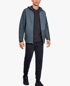Men's UA Unstoppable Move Light Radial Full Zip