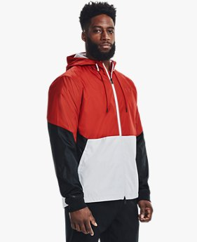 Men's UA Legacy Windbreaker Jacket