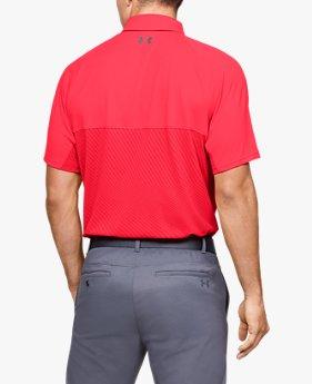 Men's UA Vanish Blocked Polo