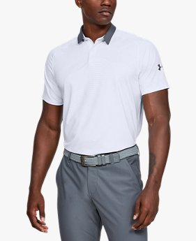 Men's UA Iso-Chill Polo