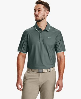 Men's UA Playoff Pique Polo