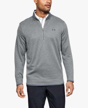 Sudadera UA SweaterFleece ½ Zip para Hombre