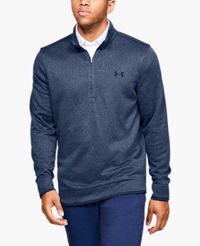 Men's UA SweaterFleece ½ Zip