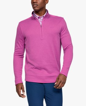 Herren UA SweaterFleece mit ½ Zip