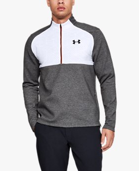 Men's UA New Space ColdGear® Reactor ½ Zip