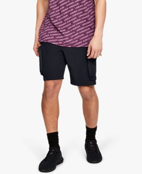 Men's UA Unstoppable Woven Cargo Shorts