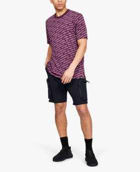 Herenshorts UA Unstoppable Woven Cargo
