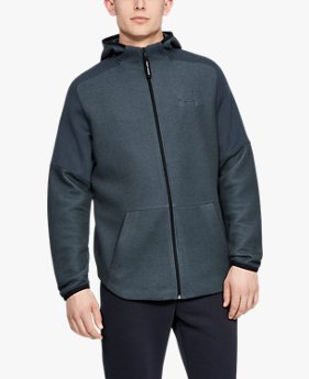 Men's UA Unstoppable Move Light Full Zip