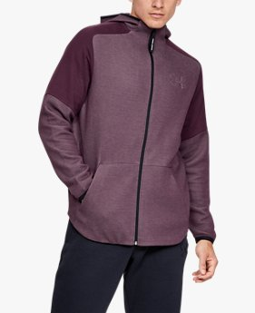 UA Unstoppable Move Light Full Zip pour homme