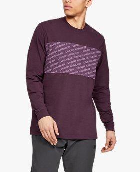 UAアンストッパブル ワードマーク ロングスリーブ(トレーニング/Tシャツ/MEN)