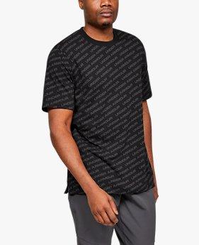 UAアンストッパブル ワードマーク Tシャツ(トレーニング/Tシャツ/MEN)