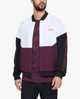 Men's UA Unstoppable 96 Bomber Jacket