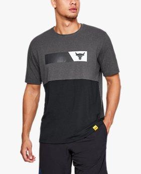 Men's UA x Project Rock Bar T-Shirt