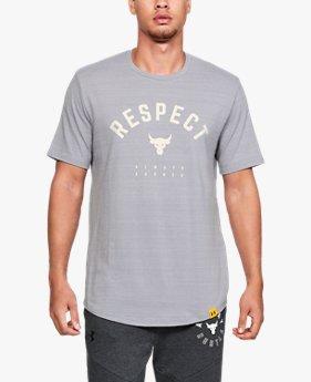 Men's Project Rock Respect T-Shirt