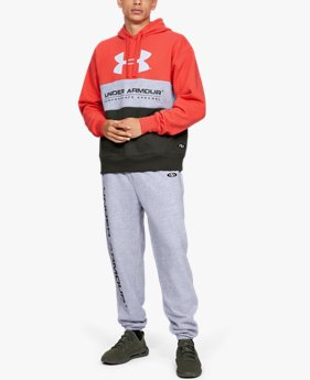 Men's UA Performance Originators Fleece Logo Hoodie