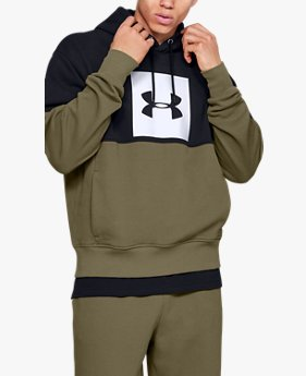 Men's UA Overtime Pique Fleece Hoodie