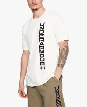Men's UA Sportstyle Blocked Short Sleeve T-Shirt