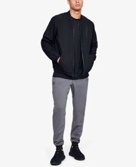 Men's UA Unstoppable Essential Bomber Jacket