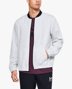 Chamarra Bomber UA Unstoppable Essential para Hombre