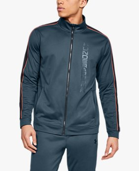 Men's UA Unstoppable Essential Track Jacket