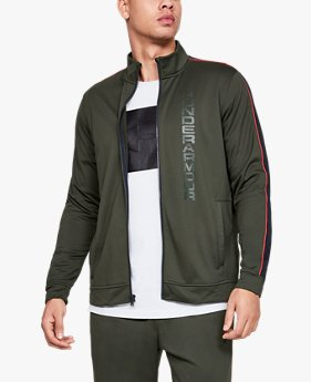 Herren UA Unstoppable Essential Trainingsjacke