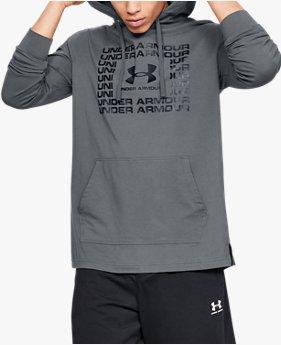Sudadera con Capucha UA Sportstyle Cotton para Hombre