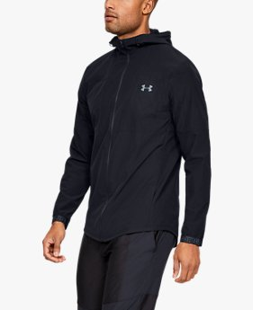 Men's UA Vanish Woven Full Zip Jacket