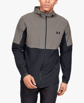 Men's UA Vanish Woven Full Zip Jacket