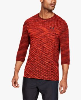Men's UA Vanish Seamless ¾ Sleeve