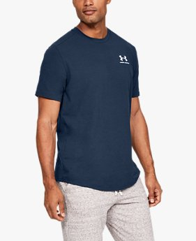 Men's UA Sportstyle Essential T-Shirt