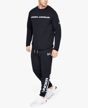 Men's UA Move Light Graphic Trousers