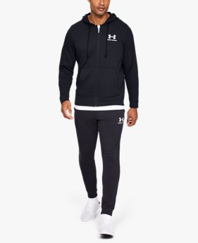 Men's UA Sportstyle Terry Full Zip
