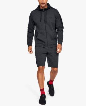 Men's UA Microthread Fleece Full Zip