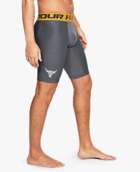 Shorts Project Rock HeatGear® Armour para Hombre