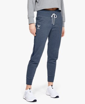 Women's Project Rock Taped Fleece Pants