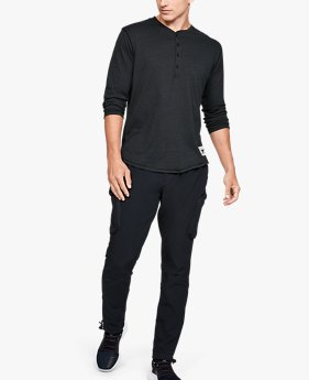 Men's Project Rock¾ Sleeve Henley
