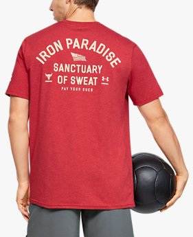 Men's Project Rock Iron Paradise Short Sleeve