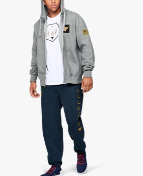 Sudadera UA Freedom x Project Rock Full Zip para Hombre