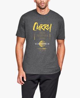 Men's SC30 Asia Tour Flags Short Sleeve T-Shirt