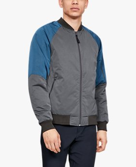 Men's UA Move Light Bomber Jacket